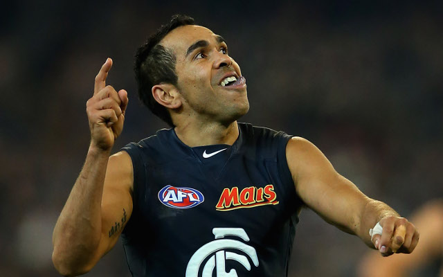 Carlton rules out Eddie Betts after undiagnosed broken jaw