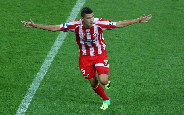 Melbourne Heart striker Eli Babalj set to join Dutch side