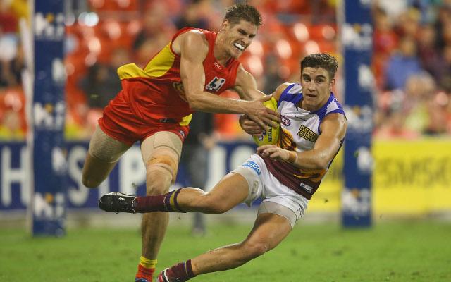 Elliot Yeo Brisbane Lions