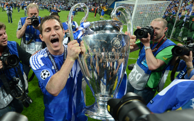 Frank Lampard Champions League