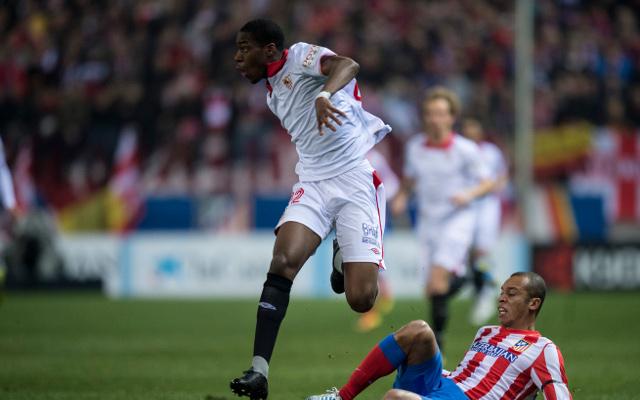 Geoffrey Kondogbia Sevilla CF