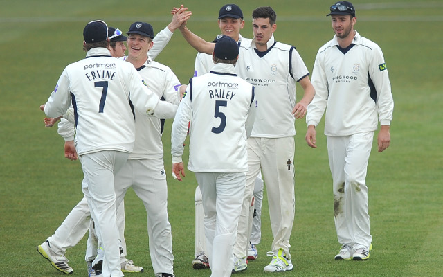 County Championship Division Two round-up: Day two