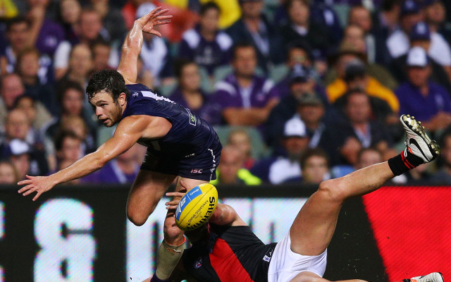 Hayden Ballantyne Fremantle Dockers