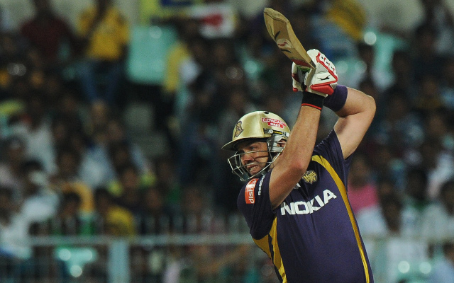 Jacques Kallis Kolkata Knight Riders