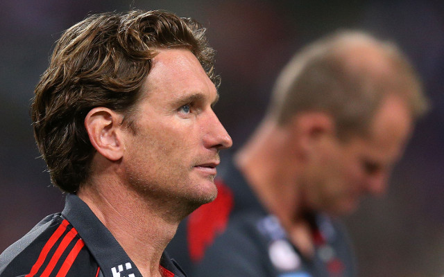 Essendon coach James Hird set to clear his name with ASADA