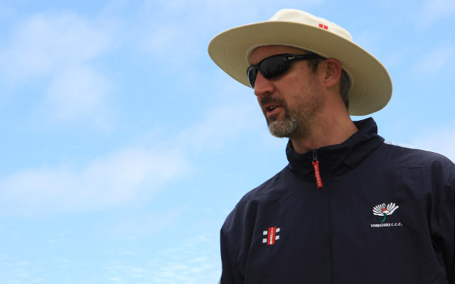 Jason Gillespie set to accept England job following Andrew Strauss meeting