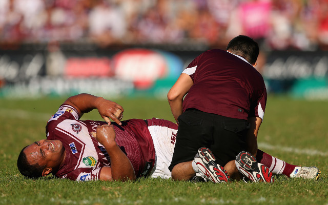 Joe Galuvao Manly Sea Eagles