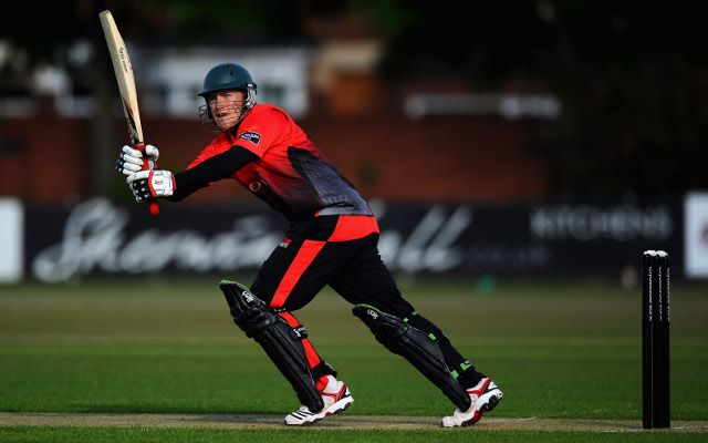 Five Leicestershire cricketers sign new contracts at the club