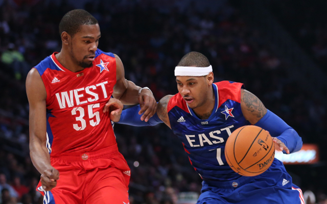 NBA All-Star Game 2014: Full schedule and participants for All-Star Weekend