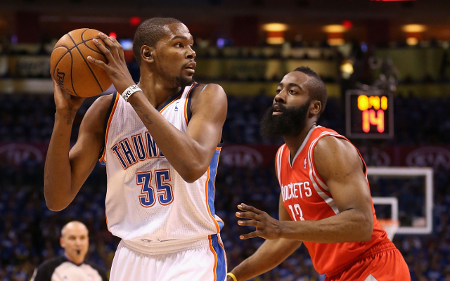 (Video) Oklahoma City Thunder 104-101 Houston Rockets: NBA highlights