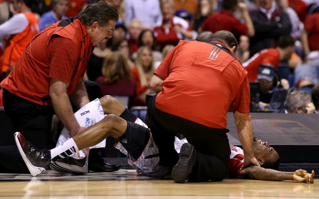 (Video) Kevin Ware gives first interview after suffering horrific leg break