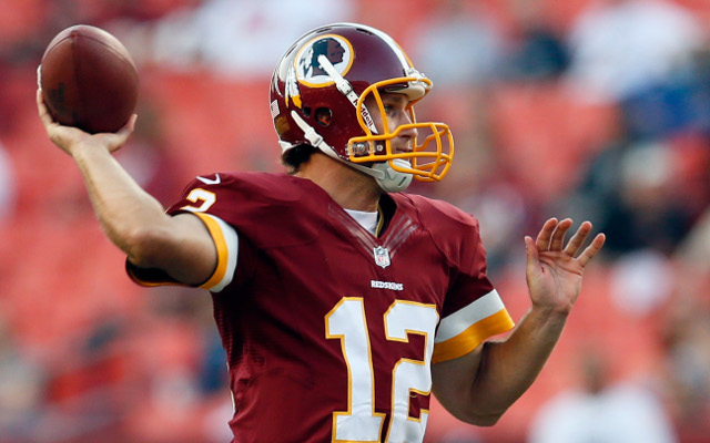Kirk Cousins happy with his career with the Washington Redskins right now