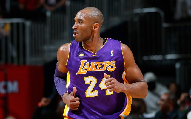 """Three more years"" says Los Angeles Lakers star Kobe Bryant"