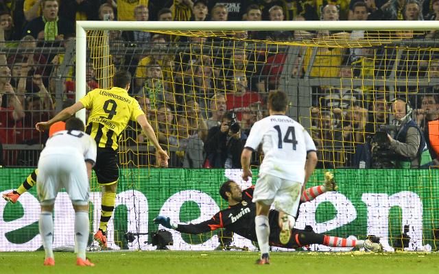 Borussia Dortmund 4-1 Real Madrid: Champions League match report