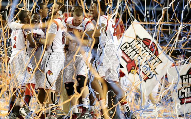 Louisville Cardinals 82-76 Michigan Wolverines: NCAA Mens's Basketball Final