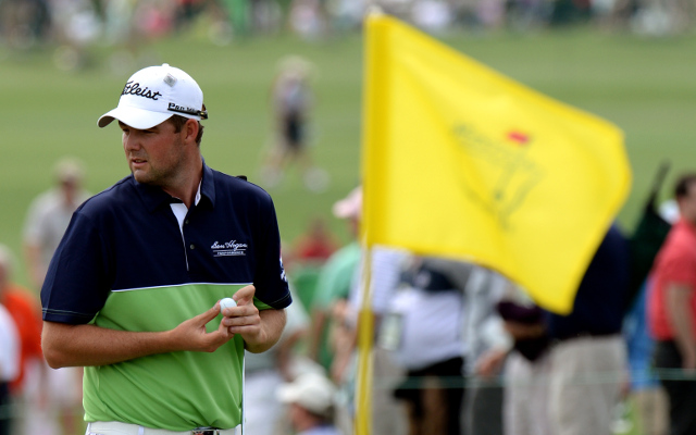 Marc Leishman sets the early pace after first round at The Masters