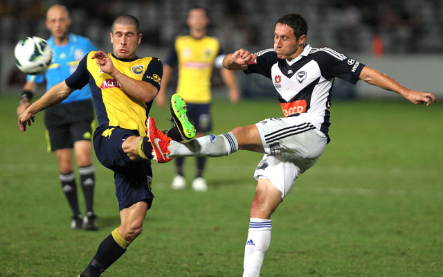 Melbourne Victory retain Mark Milligan after Crystal Palace transfer collapses