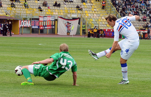 (Video) Bologna 1-1 Sampdoria: Serie A highlights