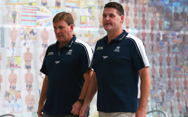 Swimming Australia announces coaches for World Titles