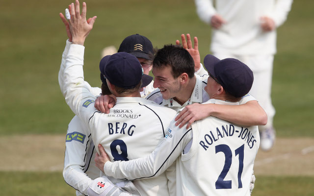 County Championship Division One round-up: Day one