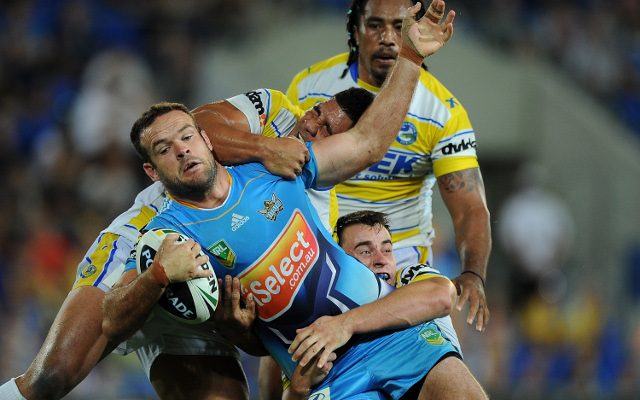Gold Coast Titans skipper Nate Myles to meet with four rival NRL clubs