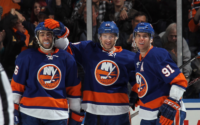 (Video) Winnipeg Jets 2-5 New York Islanders: NHL highlights