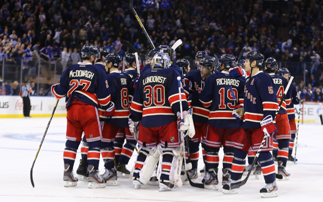 (Video) New Jersey Devils 1-4 New York Rangers: NHL highlights
