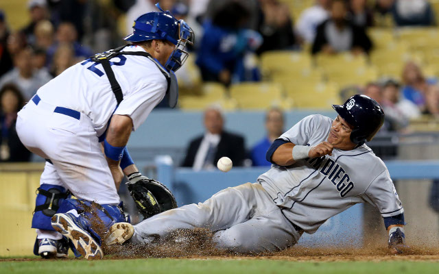 San Diego Padres defeat LA Dodgers on Jackie Robinson Day