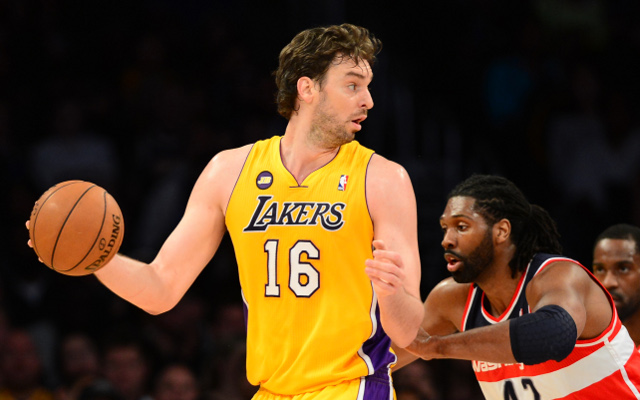 Pau Gasol free agent rumors: Lakers star being chased by Oklahoma City Thunder