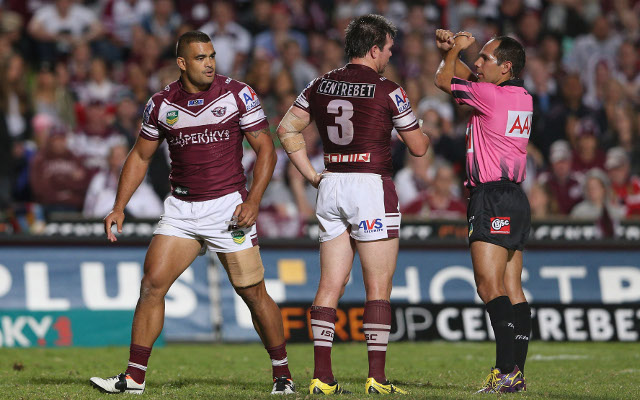 Richie Fa'aoso faces up to 10 weeks suspension for spear tackles