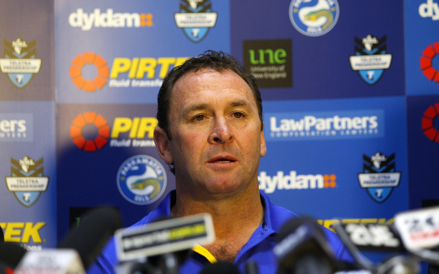 Parramatta coach Ricky Stuart fined $15,000 for rant against refs