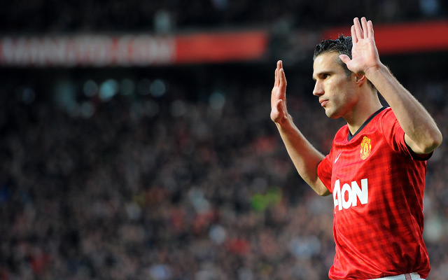 Arsenal Set To Give Robin Van Persie And Manchester United