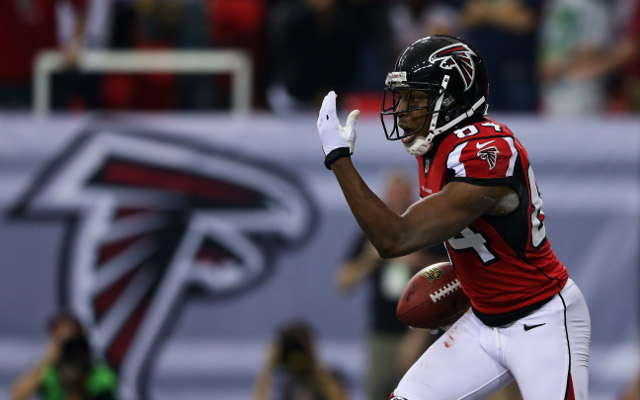 Atlanta Falcons receiver Roddy White admits it's Super Bowl or bust next season