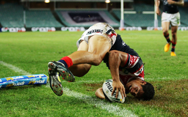 Roger Tuivasa-Sheck Sydney Roosters