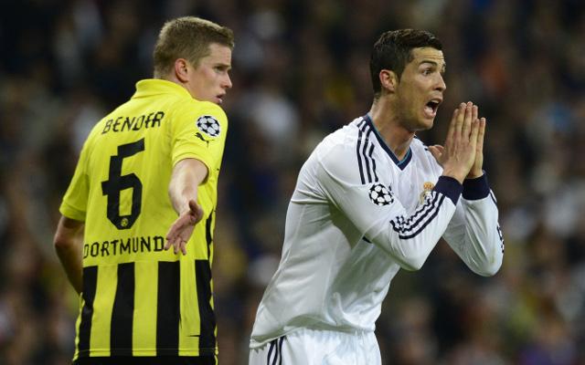 Real Madrid 2-0 Borussia Dortmund: Champions League match report