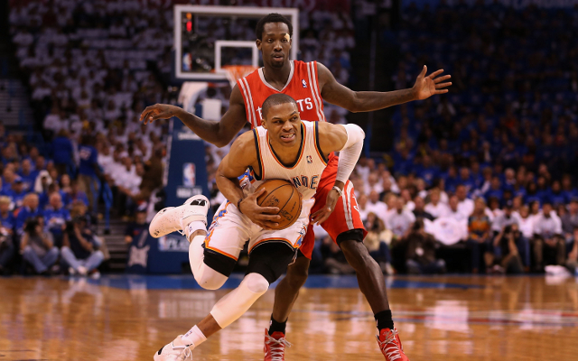 NBA Playoffs: Westbrook injury opens the field up in Western Conference