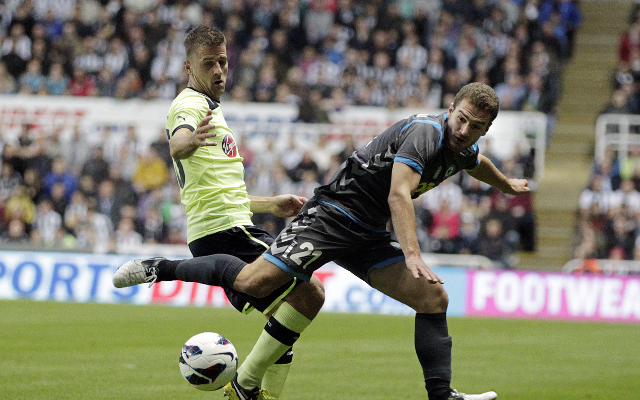Newcastle United's Ryan Taylor set to miss 2013-2014 with new knee injury