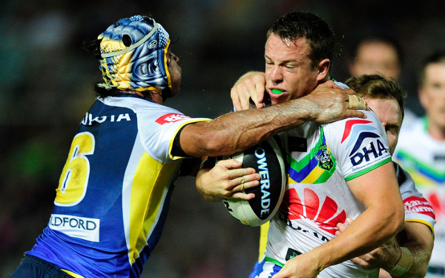 Canberra Raiders lure Catalans Dragons half-back home