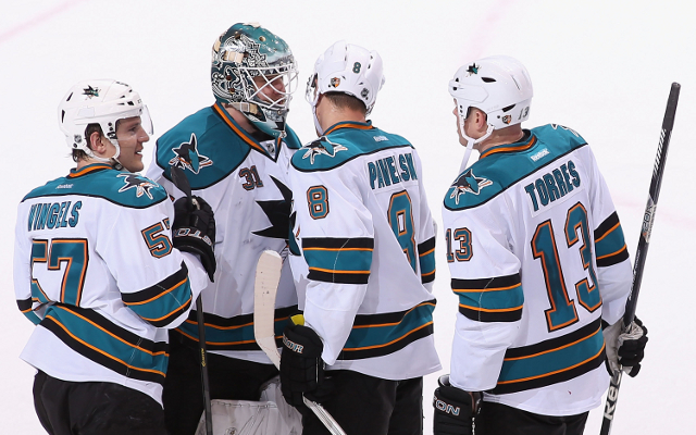 (Video) LA Kings 1-2 San Jose Sharks: NHL highlights