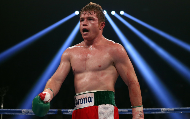 "Saul ""Canelo"" Alvarez announces his next fight, set for March 8"