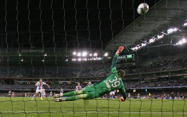 Shane Smeltz Perth Glory