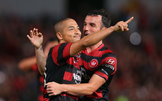 (Video) Shinji Ono's wonder strike propels Western Sydney into A-League final