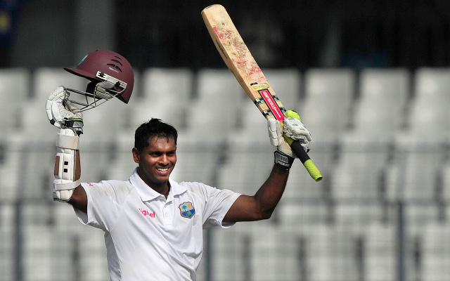 Derbyshire captain thinks Chanderpaul will keep them in Division One