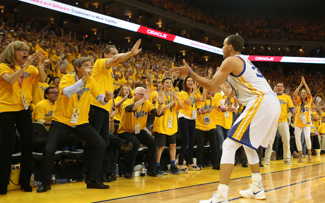 Monty Williams suggests that crowd noise at Golden State Warriors arena is illegal