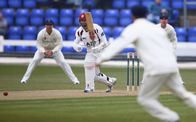 County Championship Division Two round-up: Day one