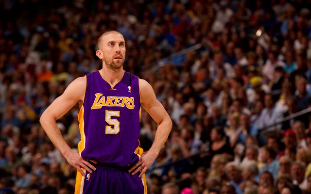 Steve Blake Los Angeles Lakers