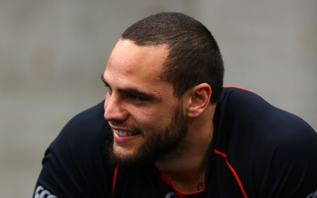 Warriors prop Steve Rapira out for the rest of the season