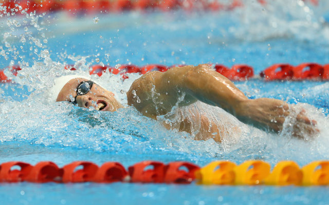Thomas Fraser-Holmes secures third Australian swimming title