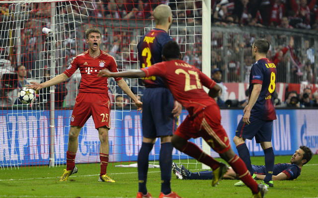 German style in Champions League proves Spanish passing is not the only way