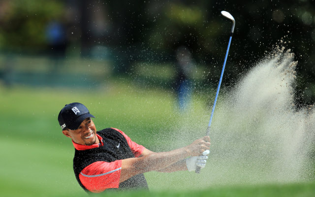 Media attention turns to Tiger Woods as The Masters gets underway